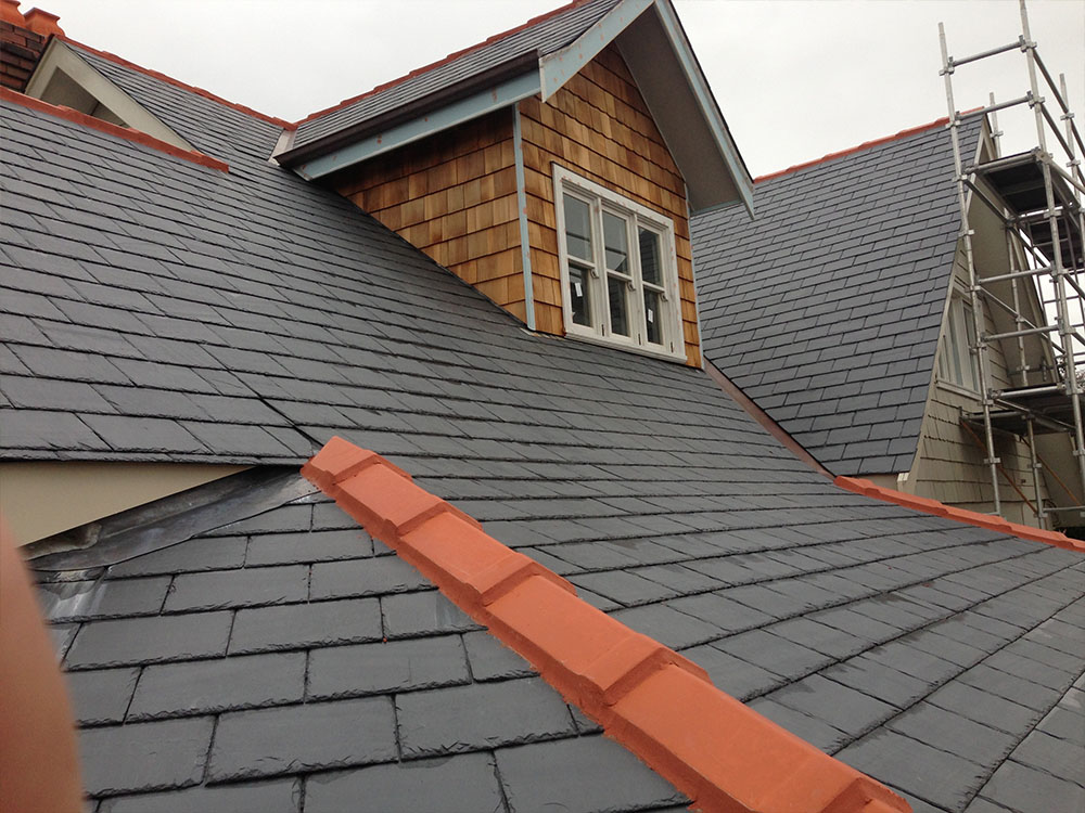 Mlr Slate Roofing Heritage Contemporary Slate Roofing