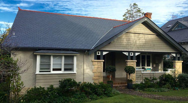 prepare your roof for bush fire season