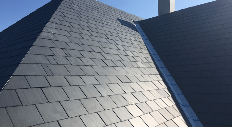 maintain a new roof